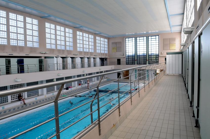 Ville de metz les piscines messines font peau neuve for Piscine les thermes luxembourg