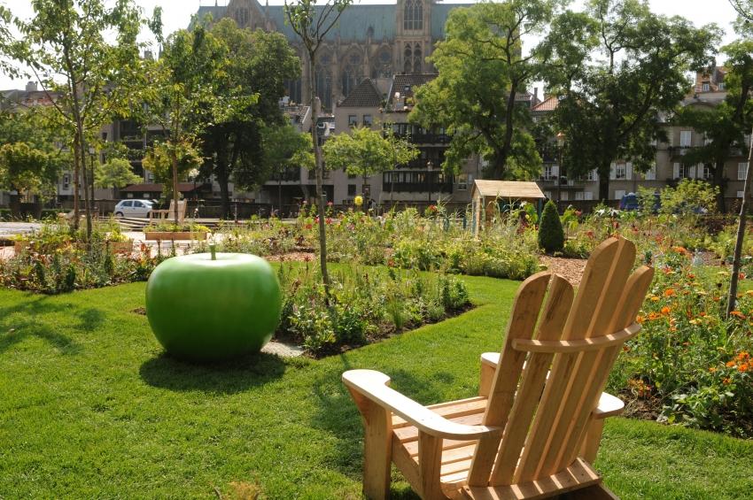 metz.fr - Culture au jardin