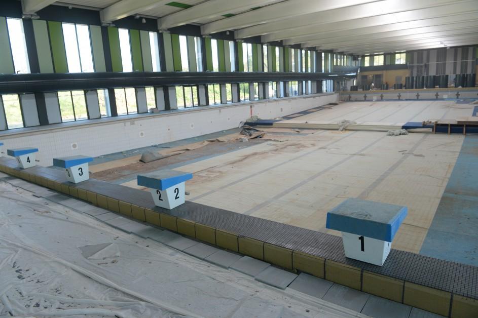 Ville de metz une piscine flambant neuve for Piscine lothaire