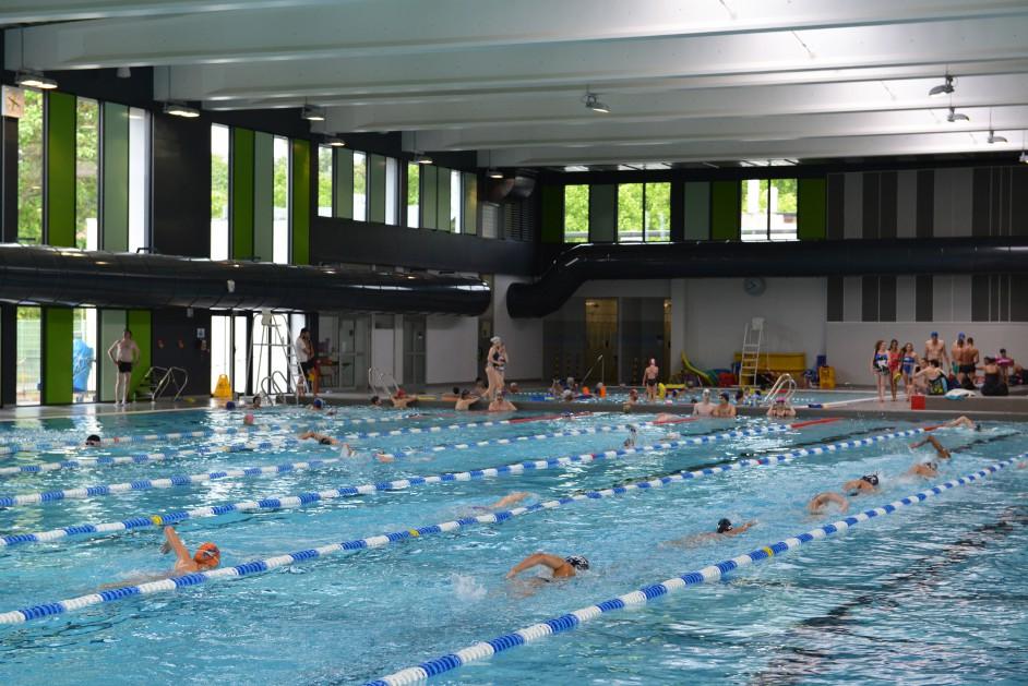 Ville de metz r ouverture de la piscine lothaire for Centre du sablon piscine