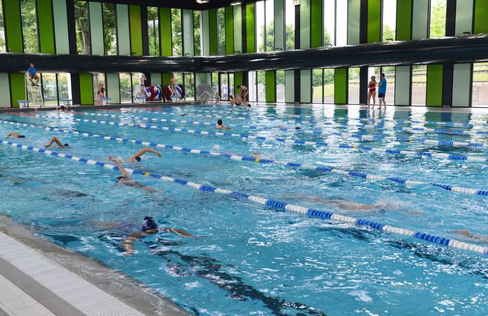 Ville de metz piscine belletanche r ouverture report e for Piscine lothaire