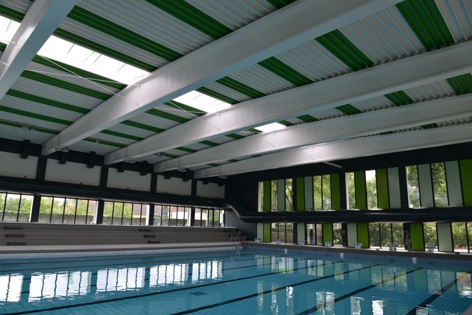 Ville de metz la piscine lothaire temporairement ferm e for Piscine lothaire