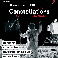 Affiche des Constellations de Metz