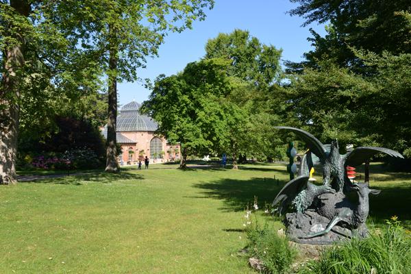 jardin botanique - Jardin Botanique Metz