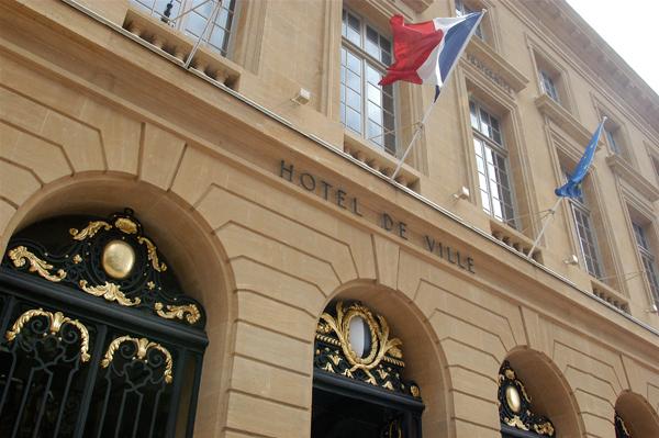Hotel De Ville De Metz