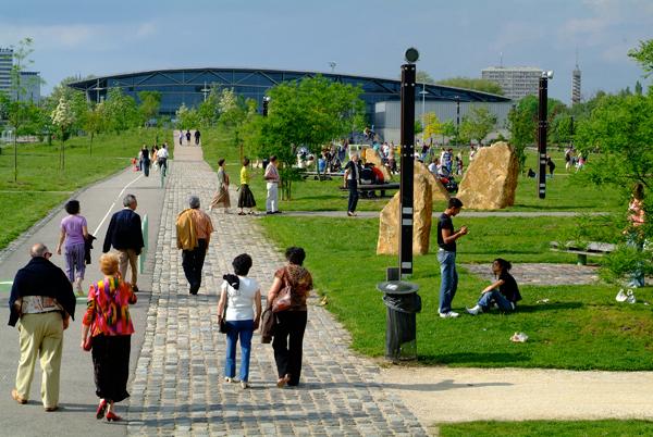 Ville de metz jardins jean marie pelt parc de la seille for Parc des expositions de metz