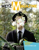 Couverture du Metz Magazine d'avril 2009