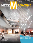 Couverture du Metz Magazine de avril 2010