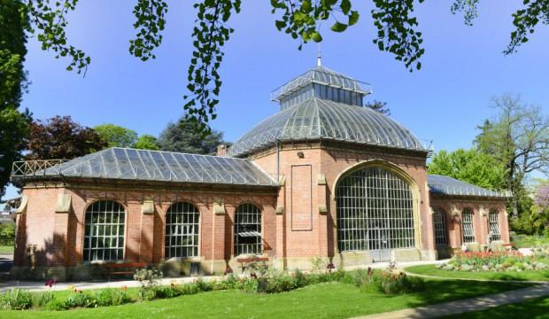 jardin botanique participez la rnovation des serres - Jardin Botanique Metz